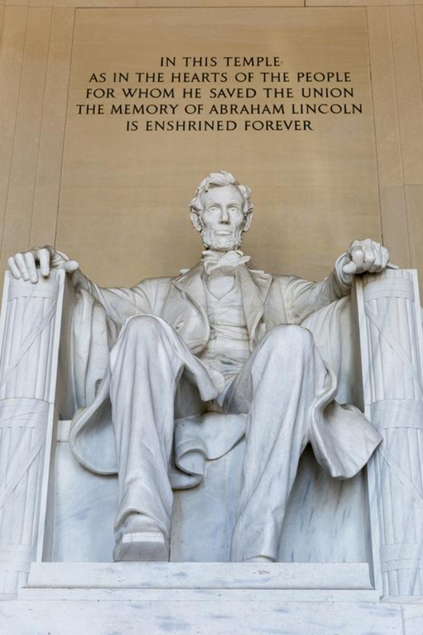 Abraham Lincoln   Shutterstock